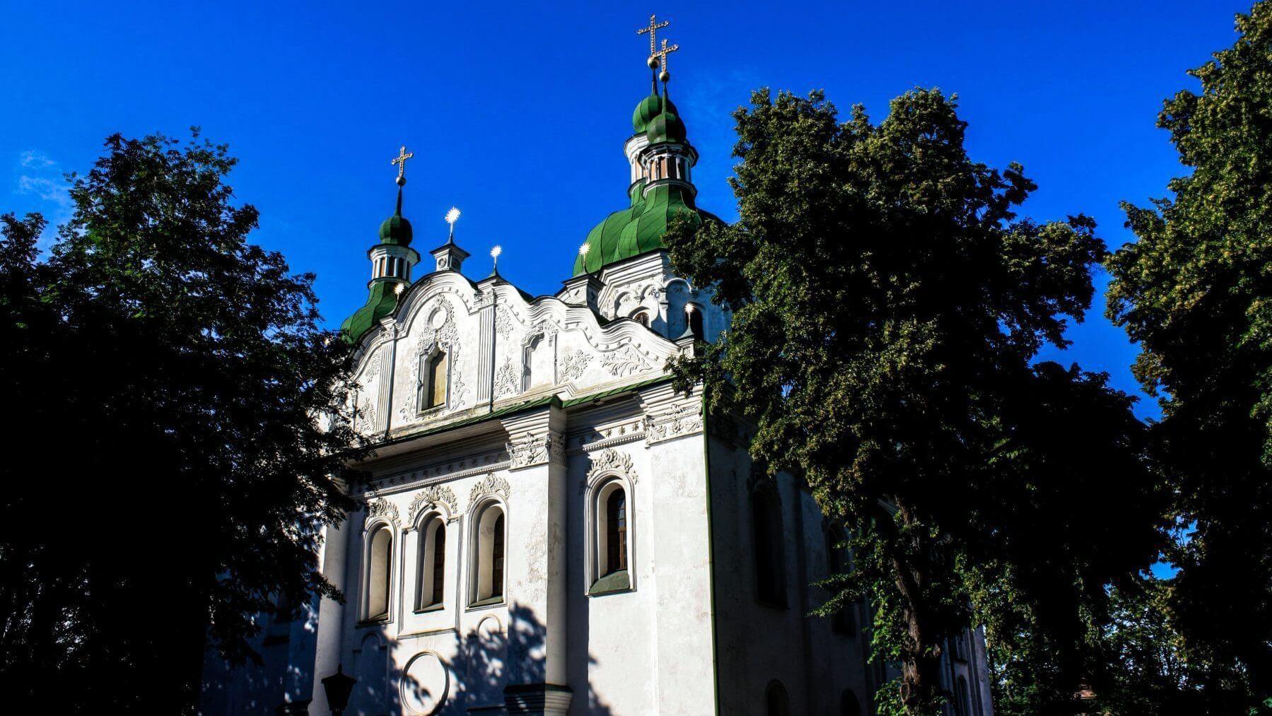 (Русский) Кирилловский храм